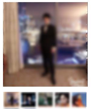 ゼクシィ恋結び 3.洋服やスタイルが分かる全身写真も追加しておこう