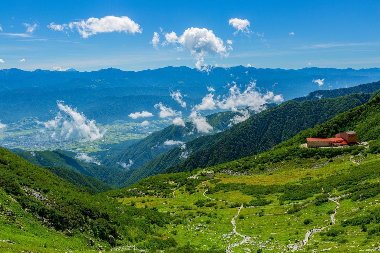 Omiai 風景写真