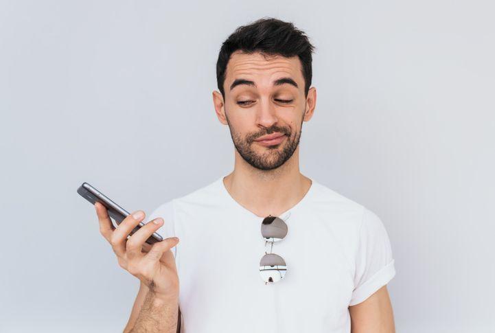 マッチングアプリ 相手のメッセージ内容が面白くない適当な4つの理由