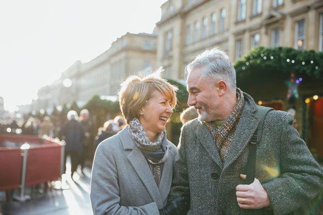 熟年離婚で新たなパートナーを探す