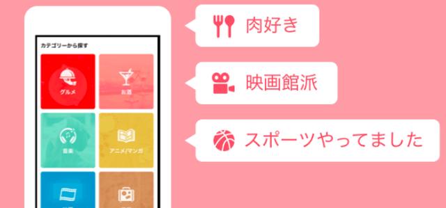 婚活恋活アプリ with