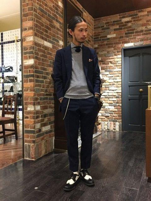婚活パーティーの基礎知識とコツ 【秋】ジャケットで勝負