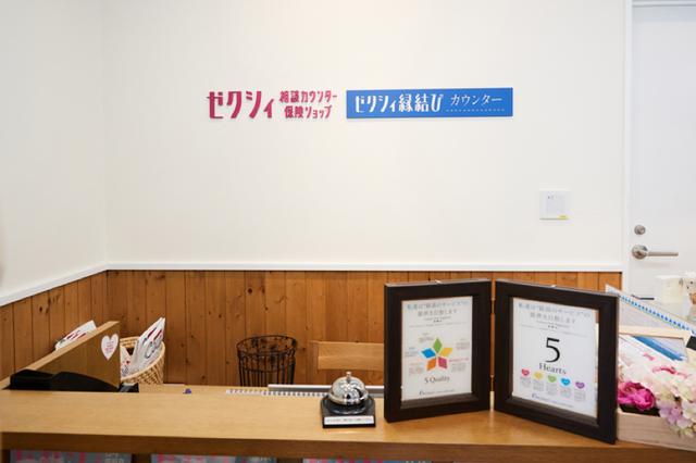 婚活のコツ ゼクシィ縁結びエージェント静岡店のアクセス地図