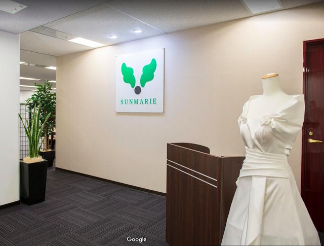 結婚相談所 サンマリエ博多オフィスへのアクセス地図