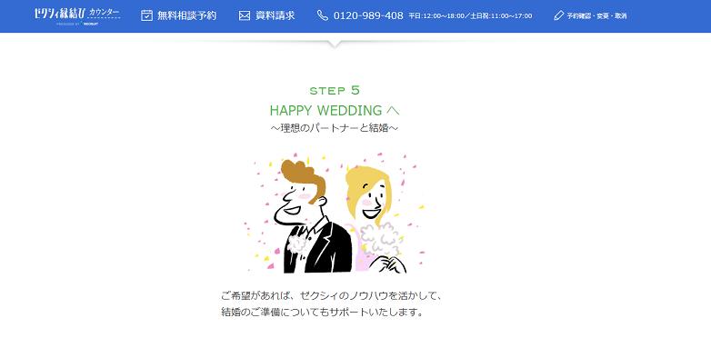 婚活のコツ ゼクシィ縁結びカウンター名古屋駅店のコース料金
