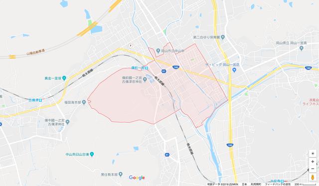 ツヴァイ フェリーチェ婚活岡山のアクセス地図