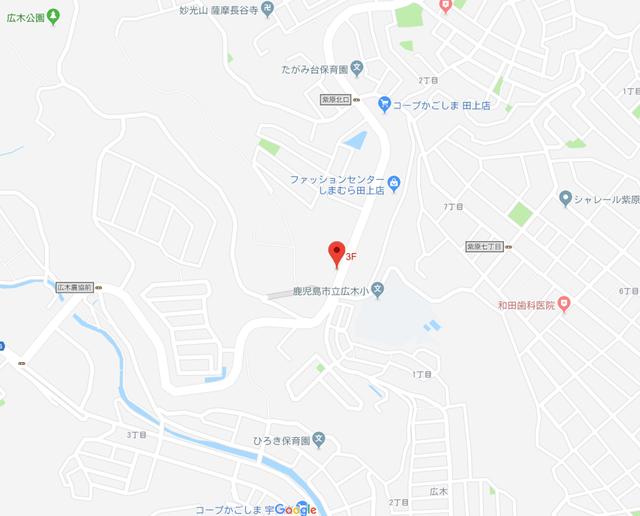 婚活恋活アプリ ウェディングラブのアクセス地図