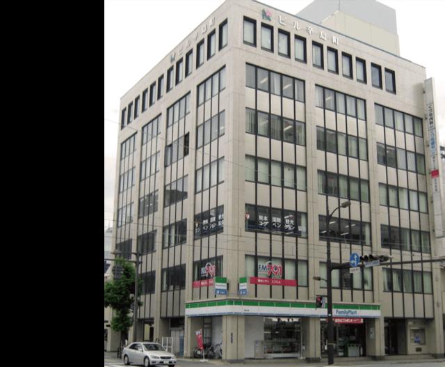 熊本県仲人協会のアクセス地図