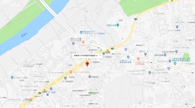婚活恋活アプリ スイートマリアージュのアクセス地図