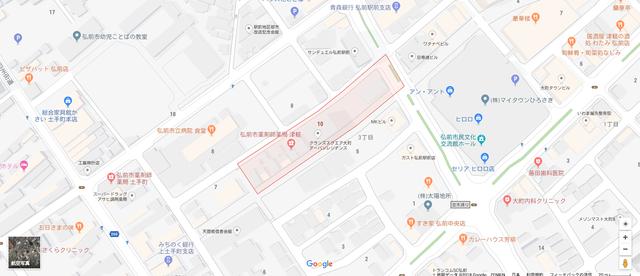 婚活恋活アプリ LinkS(リンクス)のアクセス地図