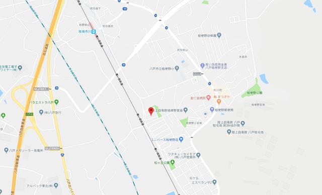 婚活恋活アプリ NPO 縁のアクセス地図