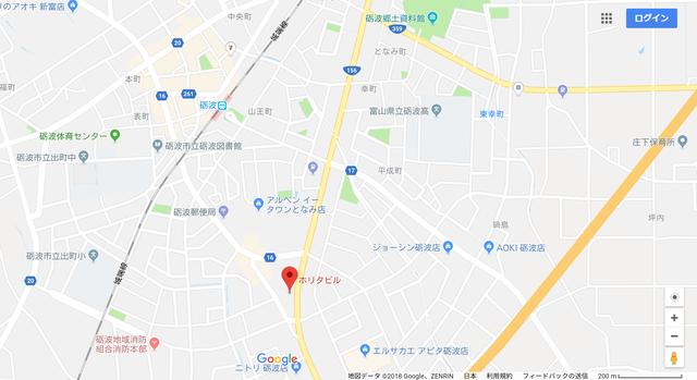 婚活のコツ 仲人香房のアクセス地図