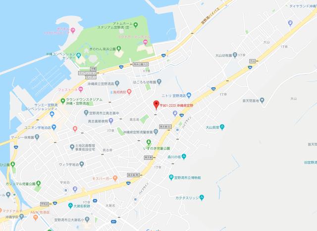 婚活のコツ 婚活もーるitoのアクセス地図