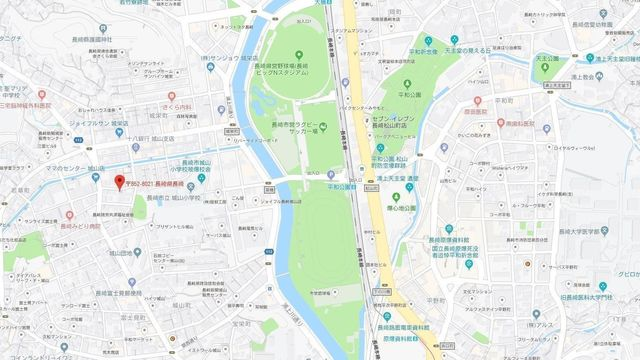 婚活のコツ オフィスピュアのアクセス地図