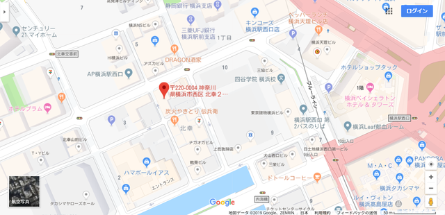 ブライダル 今回取材した横浜サロンの基本情報