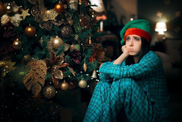 クリスマス前に破局するカップルも多い