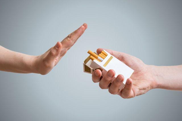男性向け ③禁煙する