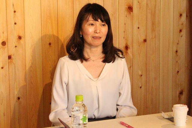 取材 「東京青山の結婚相談所 ブライダルハッピーフェアリー」鈴木まこ先生