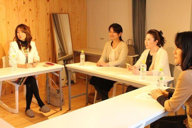 取材 仲介型結婚相談所の先生たちと座談会を開催!
