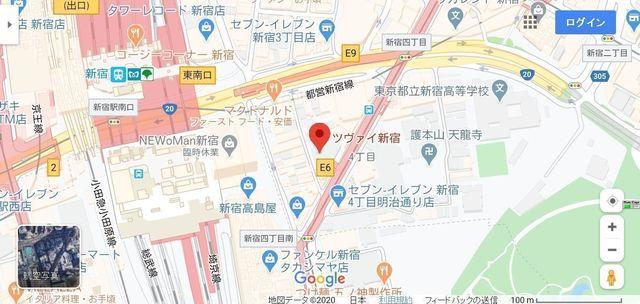 結婚相談所の基礎知識とコツ ツヴァイ新宿へのアクセス