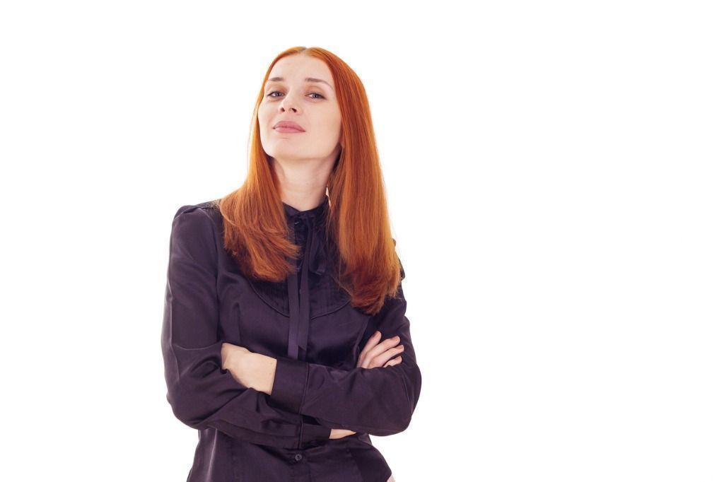 女性向け 特徴4.プライドが高い気が強い
